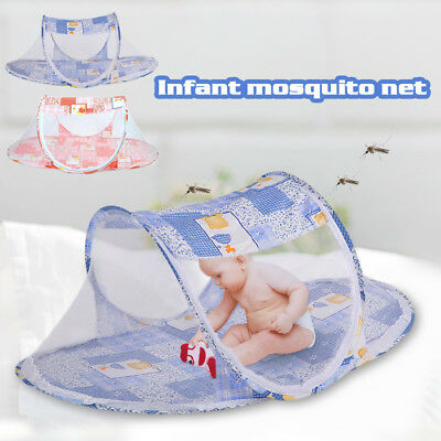 Newborn Mosquito Net Infant Mosquito Net Travl Insect Cradle Portable 2 Colors