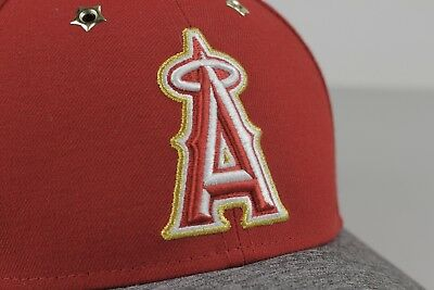 separation shoes 83a54 c2180 New Era 59FIFTY Fitted Hat 2016 MLB All Star Game Los Angeles Angels.