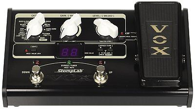 VOX STOMPLAB SL2G Modeling Guitar Multi-Effects Pedal FREE shipping Worldwide