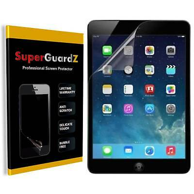 3X iPad 9.7 (2018) 6th Gen SuperGuardZ® Anti-Glare Matte Screen Protector Guard