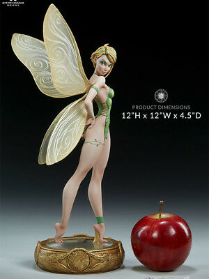 Pre-order Sideshow 12 inch Tinkerbell Statue