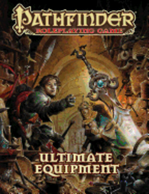 Pathfinder Roleplaying Game: Ultimate Equipment by Jason Bulmahn: Used