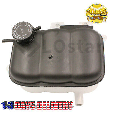 New Water Coolant Overflow Recovery Tank W/CAP Fits 02-05 Dodge RAM 1500 Pickup