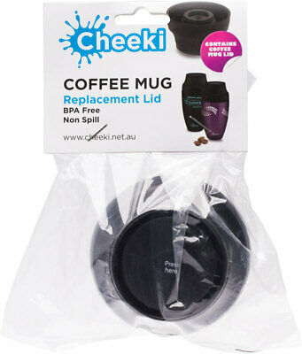 Coffee Mug Replacement Lid - Cheeki