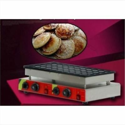 50Pcs New Baker 110V Pancakes Poffertjes Maker Machine 220V Electric Dutch ir