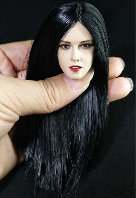 In-stock XYTOYS 1/6 Female Head Sculpt Kristen Stewart #Suntan Phicen H#Suntan