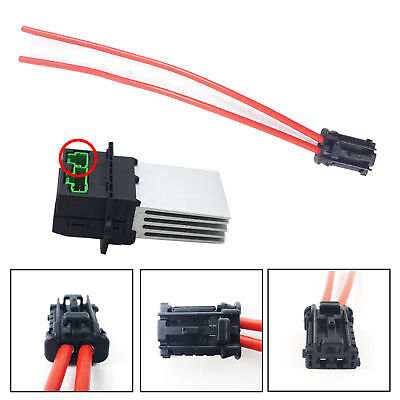 peugeot 206 fuse, relay box extension wiring harness loom 2 pin connector