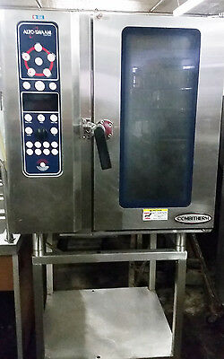 AltoShaam Combi Combination 440V Electric Steamer Convection oven Model 10.10
