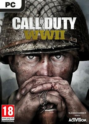 Call of Duty: WWII (PC, 2017, Steam Digital Download)