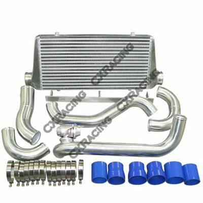 Upgrade Intercooler Kit For Toyota Supra MKIII with 1JZ-GTE Stock OEM Twin Turbo