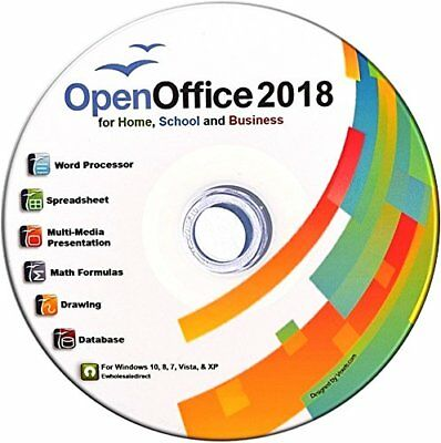 a1 Open OFFICE PRO 2019 for Microsoft Windows - 0.90p - NEW