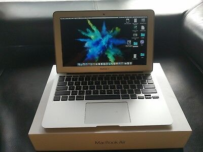 "Apple MacBook Air 11"" 2015 1.6GHz i5 4GB RAM128GB SSD****Perfect Condition***"