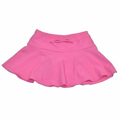 cf3dbb847a Flap Happy Little Girls' Upf 50+ Swim Skirt With Built In Bikini Brief,
