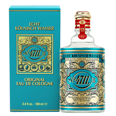 4711 Eau De Cologne Original EDC Unisex Perfume decant sample (3 spray sizes)