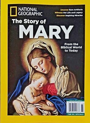National Geographic Special 2018 ~ The Story Of Mary ~ New ~