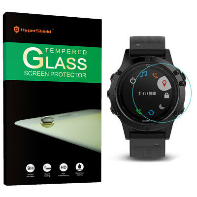 2.5D 0.3mm 9H Tempered Glass Screen Protector Film For Garmin Fenix5