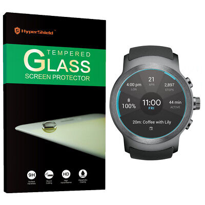2.5D 0.3mm 9H Tempered Glass Screen Protector Film For LG Watch Sport