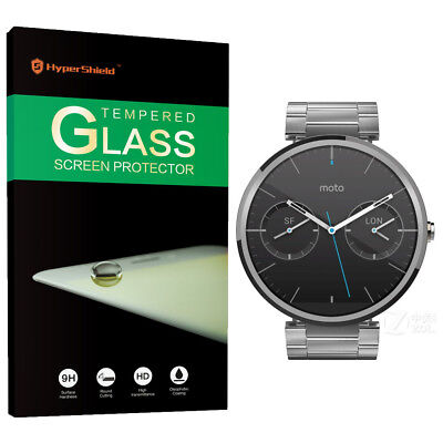 2.5D 0.3mm 9H Tempered Glass Screen Protector Film For MOTO 360