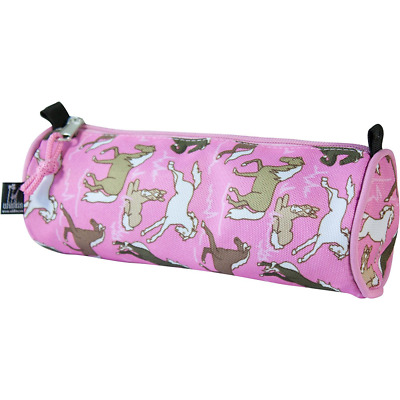 Children's Wildkin Rose Trousse à crayons chevaux Multicolore