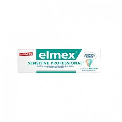 Elmex Dentifrice Sensitive Professional 75ml
