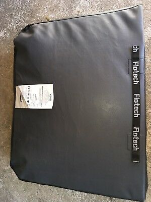 "Invacare flotech solution pressure cushion high risk wide 21"" x 17"""