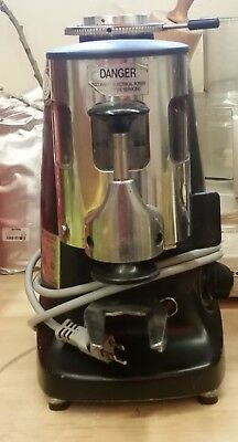 Mazzer Luigi Srl Super Jolly Timer Coffee Grinder Missing Hopper