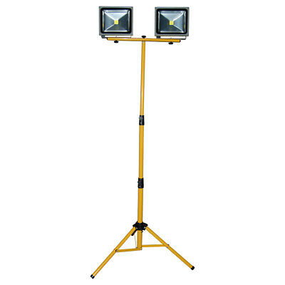 40W Led Work Light With Tripod Stand Construction Site, Tower Lights