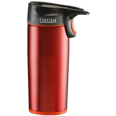 Camelbak Forge Vacuum 0.4L Thermal Insulated Flask - Blaze Red