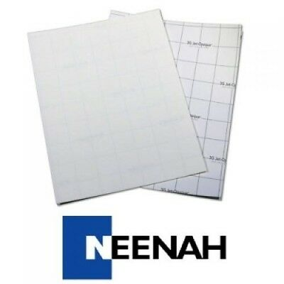 10 A4 Pieces. Neenah 3G Jet Opaque Inkjet Heat Transfer Paper. High quality