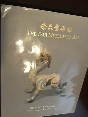 Tsui Museum of Art: Chinese Ceramics I, Neolithic to Liao, art