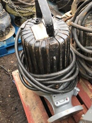 Flygt 3127.180 5.9 Kw Electric Submersible Pump (W5)