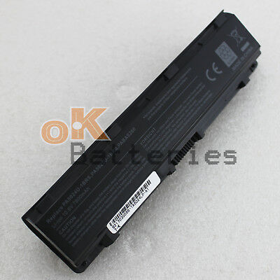 9Cell Battery for Toshiba Satellite S855-S5378 S855-S5379 S855-S5380 S855-S5386