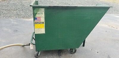 Jesco Wast & Chip Hopper - 1,600 lb. Capacity