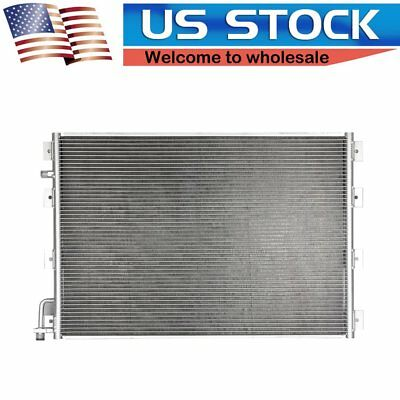 New Brand A/C Aluminum Condenser for 95-07 Kenworth T600 T660 T800 W900 W900B