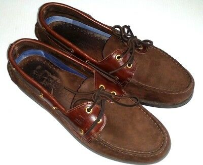 894bb104bd Sperry Top Sider Men S Authentic Original 2 Eye Boat Shoes - Style ...