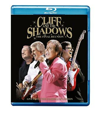 Cliff Richard and the Shadows: The Final Reunion [Blu-ray]