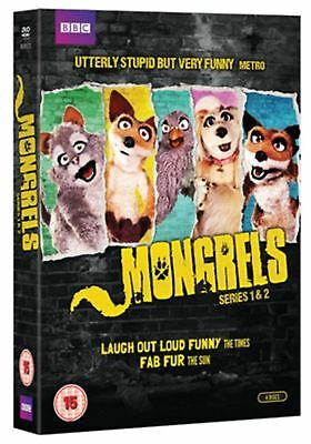 Mongrels: Series 1 and 2 (Box Set) [DVD]