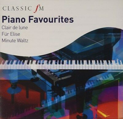 Piano Favourites - Frederic Chopin (Album) [CD]