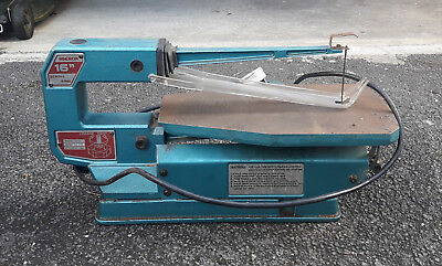 Naerok 16 inch scroll saw, excellent condition