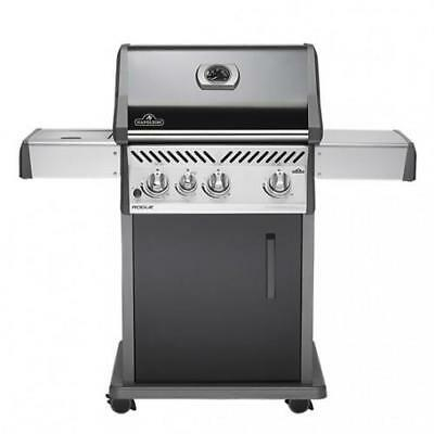 Napoleon Rouge 425 Series BBQ with side burner