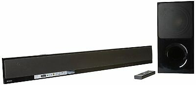 Sony HT-CT790 2.1 Channel Soundbar + Wireless Subwoofer 4K HDR Support Brand New