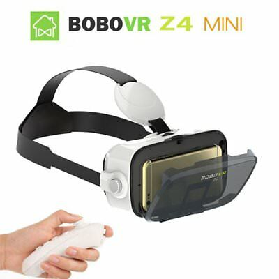 BOBO Z4 Mini Virtual Reality VR 3D Glasses Immersive Game Video 120 Degrees Gla