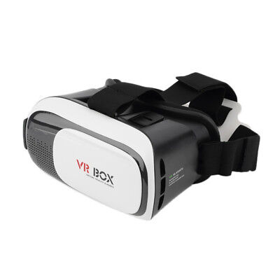 VR Virtual Reality BOX 2.0 Universal Google Cardboard 3D Glasses Game Movie For