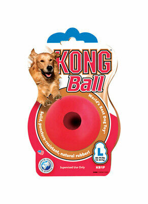 Kong Ball Large Red