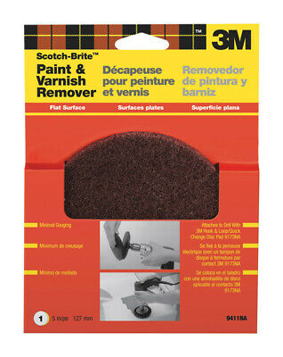 Scotch-Brite Paint & Varnish Remover Flat Surface 5 ""