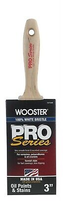 Wooster Pro Series Flat Paint Brush Flat 3 ""