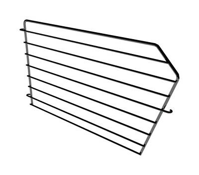 Lozier Wire Basket 8 In. X 13 In. Chrome Pack of 10