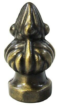 Westinghouse 7032100 Tiffany Antique Brass Finish Victorian Finial