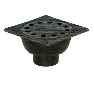 Sioux Chief Bell Trap Drain Cast Iron 6 ""