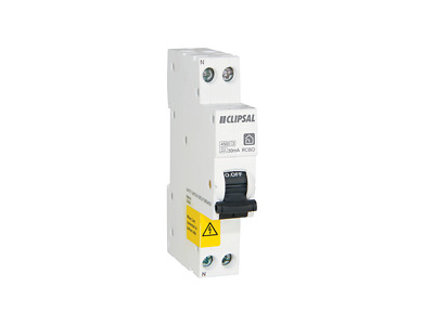 CLIPSAL RCBE 210/30S 240V 4.5kA 10A - Residual Current Devices (Safety Switch)